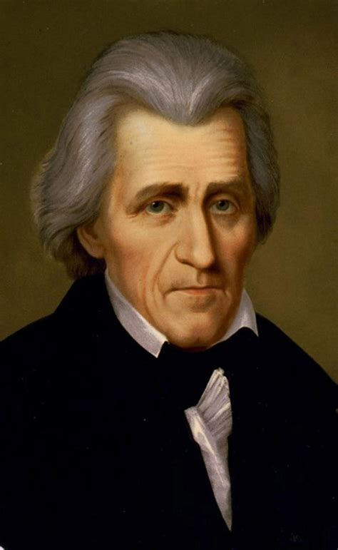 Andrew Jackson president honors andrew jackson s 250th birthday