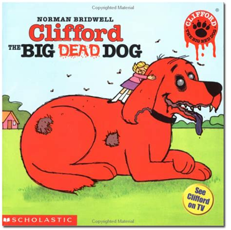 clifford the big books clifford the big dead geoshea s lost episodes wiki fandom powered by wikia