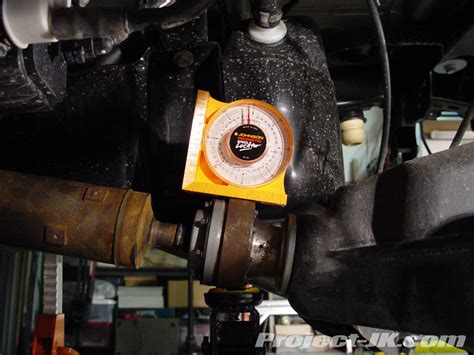 Jeep Tj Front End Alignment Basic Do It Yourself Jeep Jk Wrangler Front End Alignment
