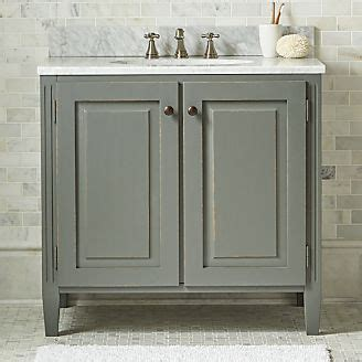 bathroom furniture vanities bath towers crate and barrel