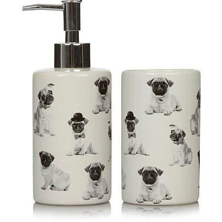 Range Bathroom Accessories George Home Pug Bath Accessories Range Bathroom Accessories George At Asda