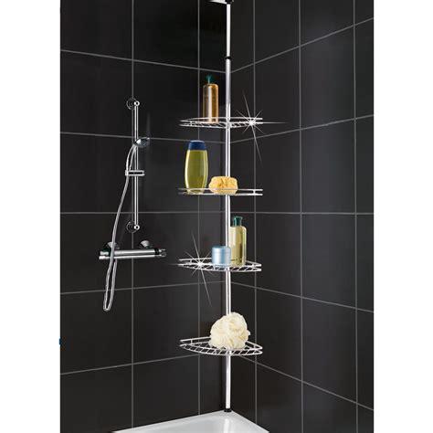 Metal Corner Shelf Ideas ~ Home Decorations : DIY Metal Corner Shelf