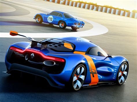renault alpine renault and caterham to build new alpine sports car