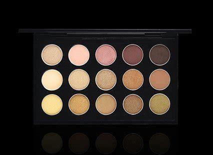 Eyeshadow X15 Warm Neutral mac palette eyeshadow x15 warm neutral the makeup style