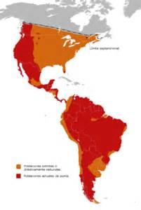Jaguar Range In America Concolor La Enciclopedia Libre