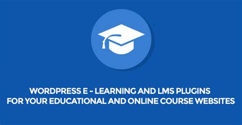 themes wordpress e learning wordpress e learning lms plugins for educational
