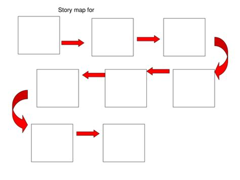 Story Template Ks1 blank story map to help with story telling by byjingo