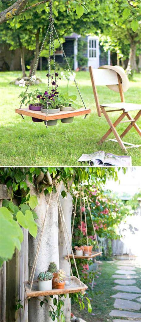 adorable diy hanging planter ideas  beautify