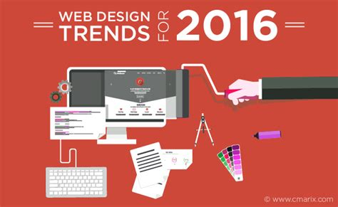 homepage design 2016 web design trend for 2016