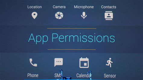 how to change app permissions android how to change android m app permissions disable access naldotech