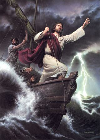 Mendengarkan Perumpamaan Yesus renungan tak pedulikah engkau kalau kami binasa