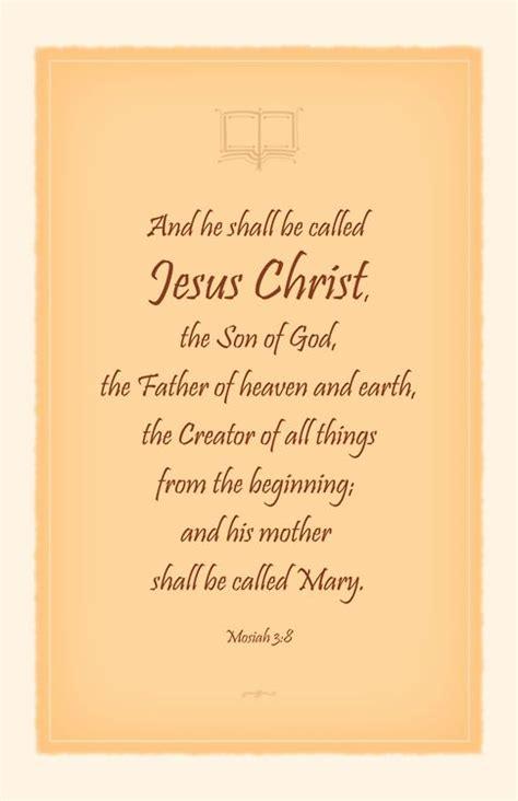 lds quotes  jesus birth quotesgram