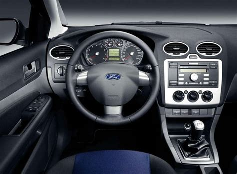 Come C Interiors by Ford Focus Ii Awarie I Problemy Autokult Pl