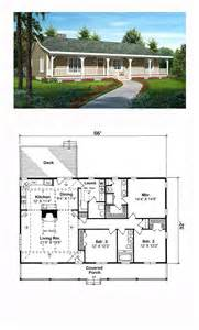 cool house plans ranch floor small narrow ideas