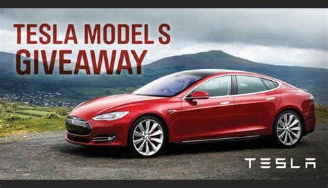 Win A Tesla Car Win A Tesla Model S From The Messner Foundation