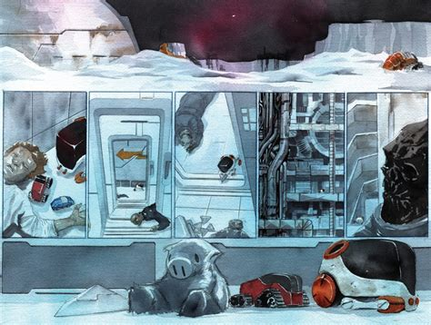 descender volume 3 singularities page 45 comic graphic novel reviews december 2016 week three page 45 comics graphic