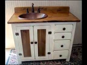 country bathroom vanities design ideas
