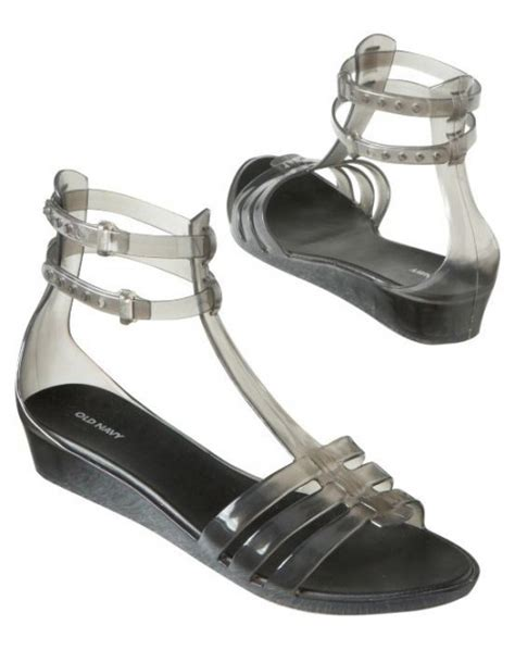 gladiator jelly sandals navy ankle gladiator jelly sandals