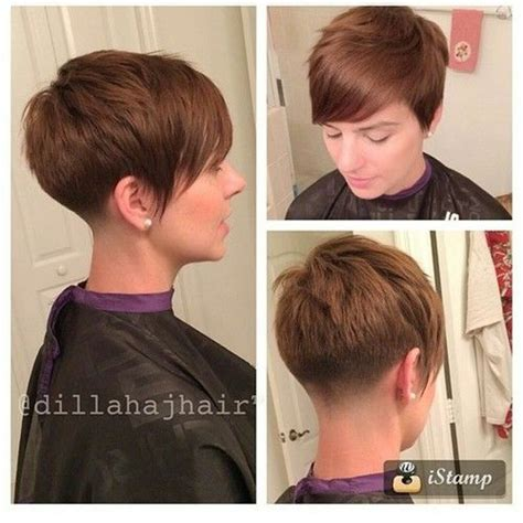 tapered pixie haircut back view of short tapered hairstyles short hairstyle 2013