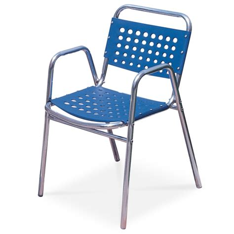Commercial Patio Chairs by Santorini Commercial Contract Patio Chair 4 Pack By