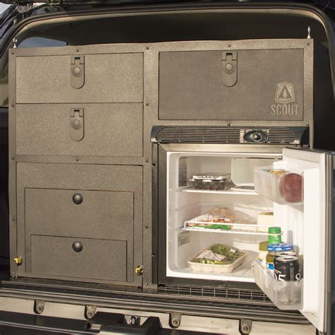 overland jeep kitchen scout overland kitchen the coolector