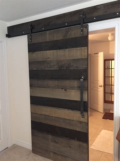 contemporary barn door contemporary barn door by rebarn rebarn toronto