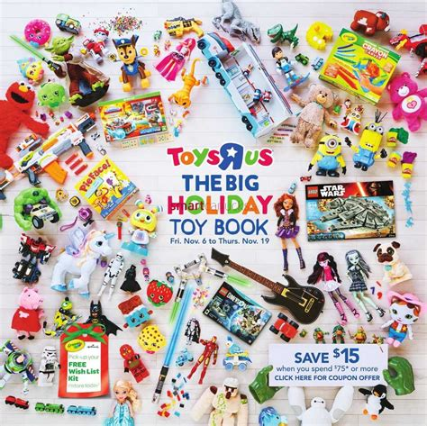 from toys r us toys r us catalogue november 6 to 19