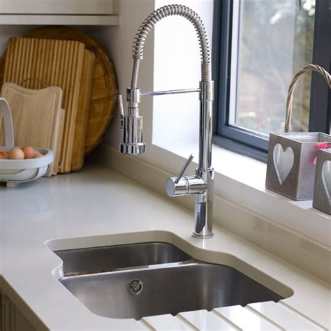 Tap Designs For Kitchens High Tech Kitchen Tap Contemporary Kitchen Ideas Housetohome Co Uk