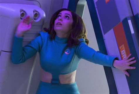 black mirror uss callister trailer video black mirror takes on star trek with outer