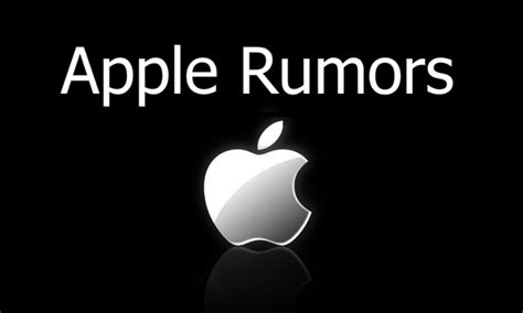 Apple Rumors | friday apple rumors designer creates interesting iphone 8