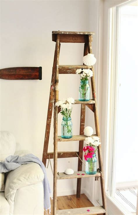 Home Ladder by 27 Vintage Ladders For Interior Ideas Home Design And