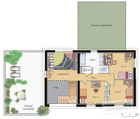 Maison A Energie Positive 4231 by Maison 224 233 Nergie Positive 2 D 233 Du Plan De Maison 224