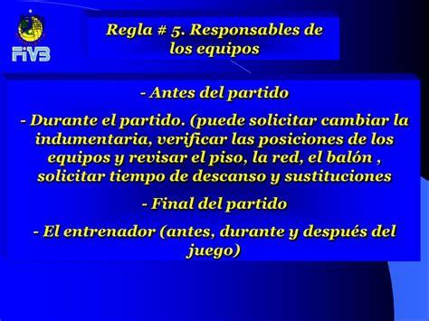 final del juego spanish b01ft51z40 reglas voleibol en espa 241 ol
