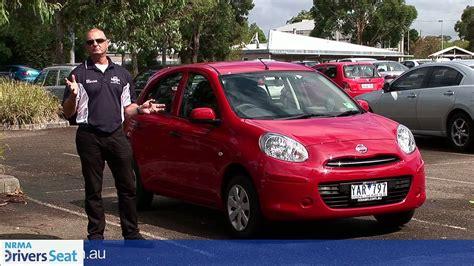 nrma car seat ratings 2011 nissan micra st drivers seat car review nrma
