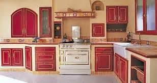 Superbe Deco De Terrasse Exterieur #9: Photo-decoration-cuisine-rouge-et-beige.jpg