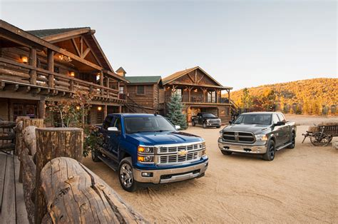 Dodge Ram Vs Ford F 150 And Chevy Silverado Photo Gallery