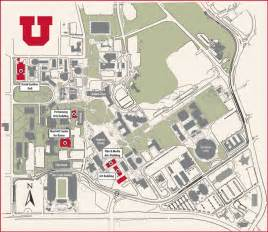 University Of Utah Map by University Of Utah College Of Fine Arts Contact Us