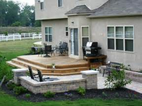 Deck To Patio Designs Patio Decks This Cascading Wooden Deck Steps Do