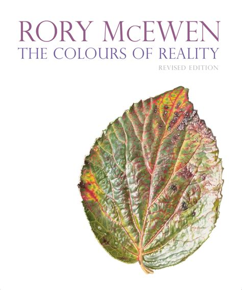 rory mcewen the colours rory mcewen the colours of reality rix holland