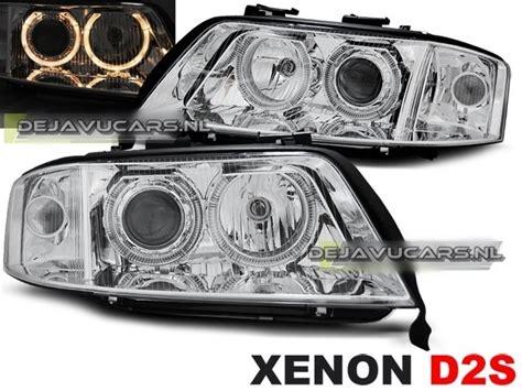 Audi A6 4b Bi Xenon by Audi A6 C5 01 04 Bi Xenon D2s Koplen Angel Eyes