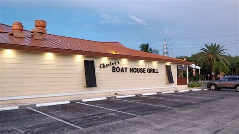 boat house grill reviews outside picture of charley s boat house grill fort