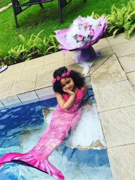 Kostum Rajut Duyung Merah Mermaid Costume kostum putri duyung newhairstylesformen2014