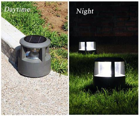 solar bollard lights solar bollards light