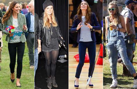 Cressida Stripe Shirt Navy kate middleton vs cressida bonas how their styles compare