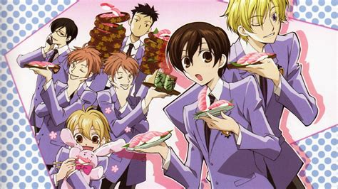 anime high school review ouran high school host club dracula s cave