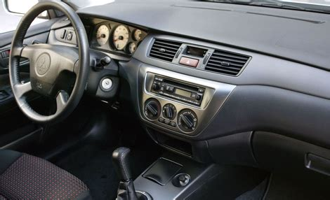 Mitsubishi Lancer 2004 Interior by 2004 Mitsubishi Lancer Ralliart Custom Car Interior Design
