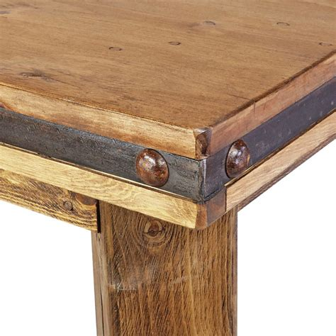 wood bar table and stools sc 1 st direct from mexico rustic wood counter height