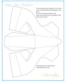 Paper Shoes Template by Free Printable Paper Baby Shoe Template