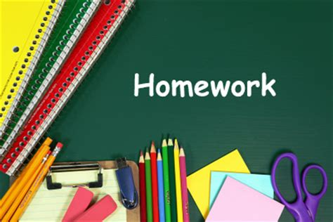 Organize Your Life Make Homework Less Of A Hassle