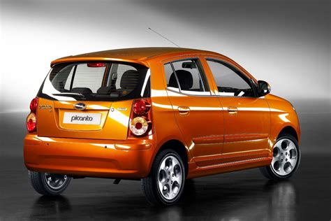 Kia 2011 Review 2011 Kia Picanto Review